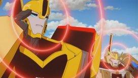 image de la recommandation Transformers Robots In Disguise : Mission secrète