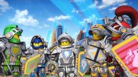 image de la recommandation Nexo Knights les chevaliers du futur