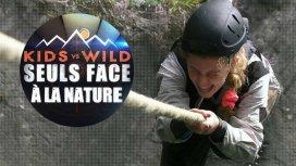 image du programme Kids Vs Wild seuls face à la nature