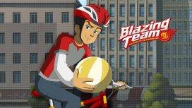 image du programme Blazing Team : Les maîtres du Yo Kwon Do