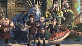 image du programme Dragons : Par-delà les rives