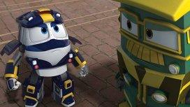 image du programme Robot Trains