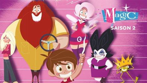 Magic : Famille féerique
