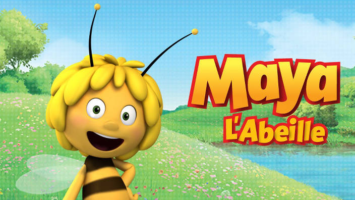 Maya l'abeille