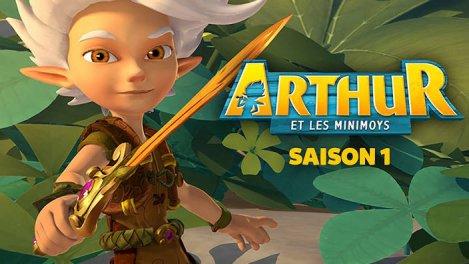 Arthur et les Minimoys S01