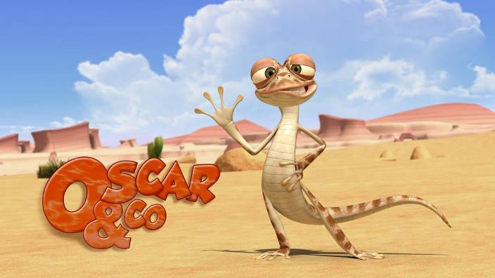 052. Oscar roi du désert