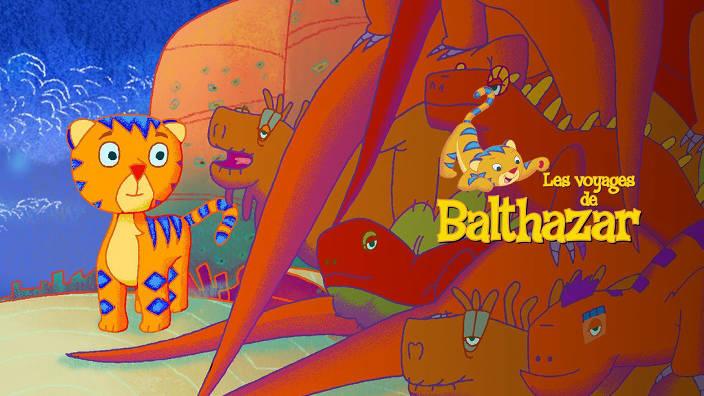 027. Balthazar et la Panthère Noire