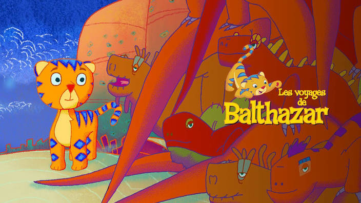 040. Balthazar et le Renne