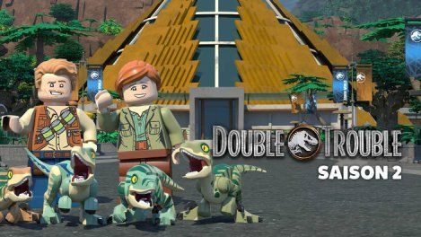 Jurassic World - Double Trouble S02