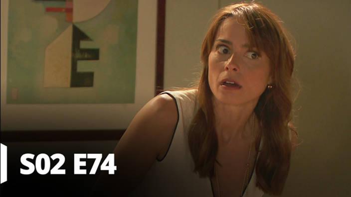 La vengeance de Veronica - 184. Episode 184