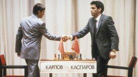 image du programme Karpov-Kasparov, deux rois pour une couronne