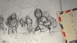 image du programme Sur les traces de Tintin