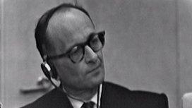 image du programme Adolf Eichmann, une exécution en question