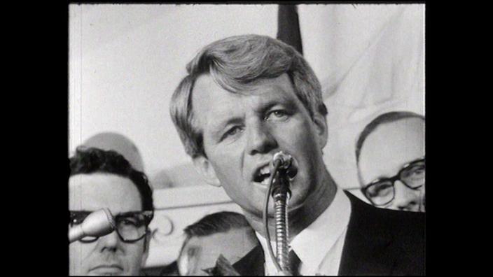 Image du programme La dernière campagne de Robert Kennedy