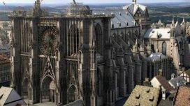 image du programme Le défi des bâtisseurs, la cathédrale de
