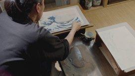 image du programme Hokusai, le vieil homme et la peinture