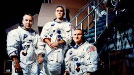 image du programme Apollo 8, demander la Lune