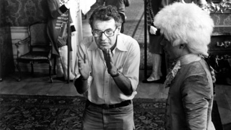 Milos Forman, un outsider à Hollywood