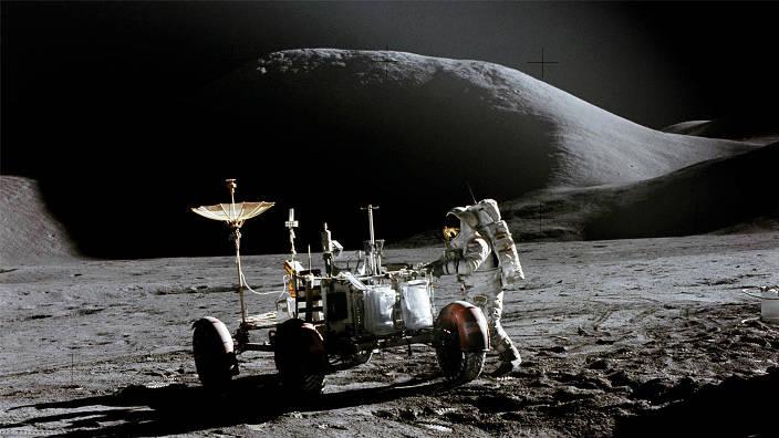 On n'a pas marché sur la Lune !