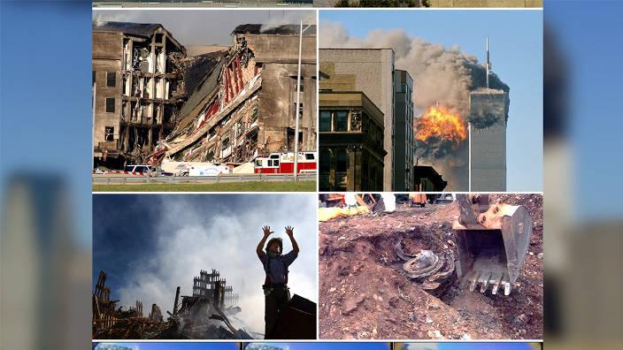 Les vrais coupables du 11 septembre 2001