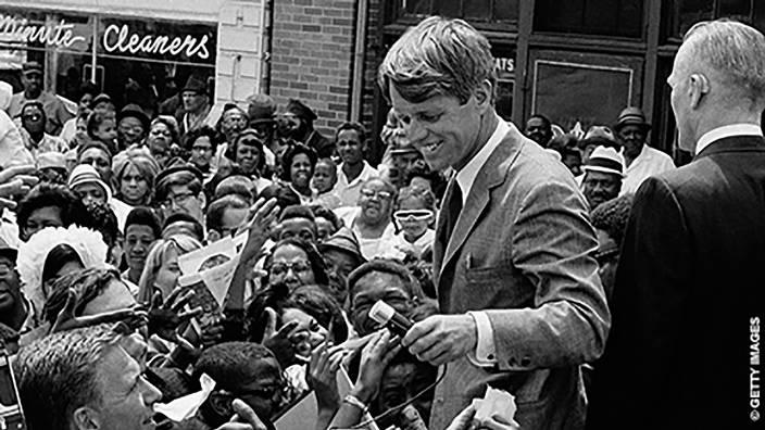 Bobby Kennedy, un président perdu pour
