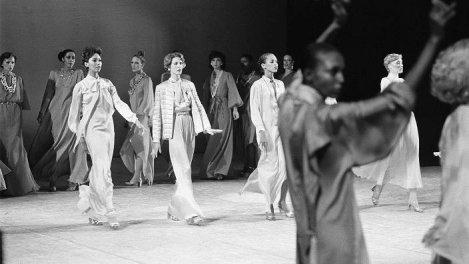 Versailles 73, révolution de la mode