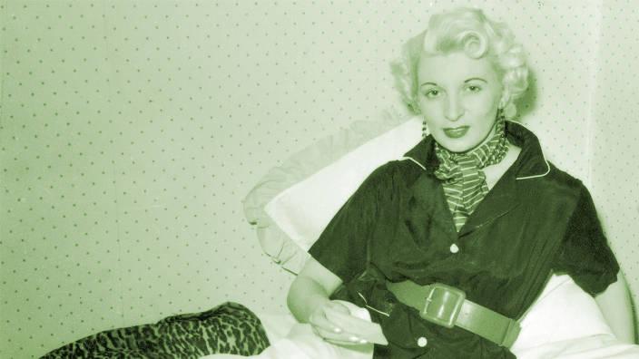 Ruth Ellis, femme fatale
