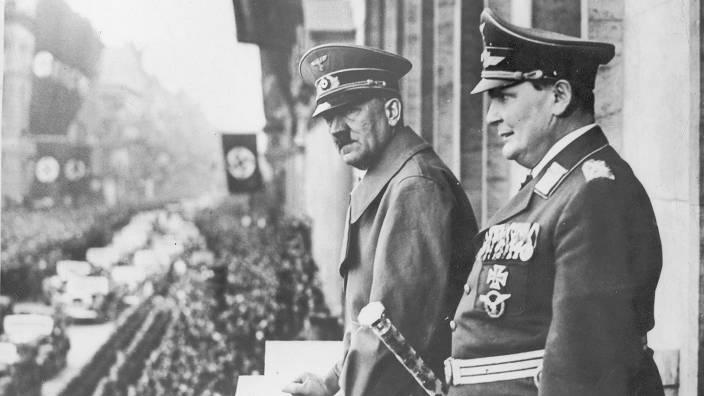 La politique de la terreur : 1927-1939