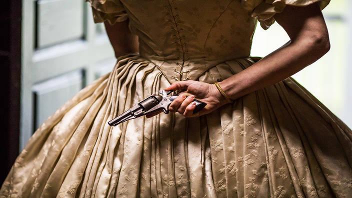 La tentative d'assassinat de Jefferson Davis