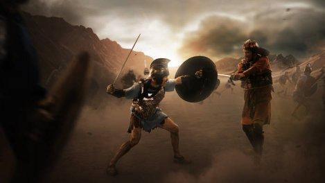 Rome contre Jérusalem