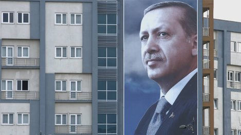 L'AKP d'Erdogan: une ambition, un parti