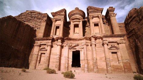Petra, une cité de légende