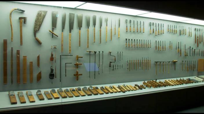 Le Musée des Outils Takenaka