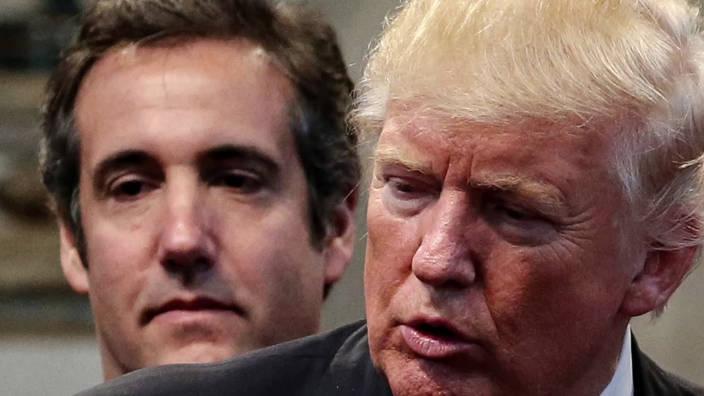 La bataille de Washington. Trump face à la...