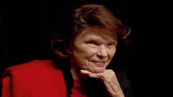 Danielle Mitterrand, une certaine idée de la...