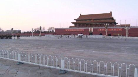 Tian Anmen : la mémoire interdite