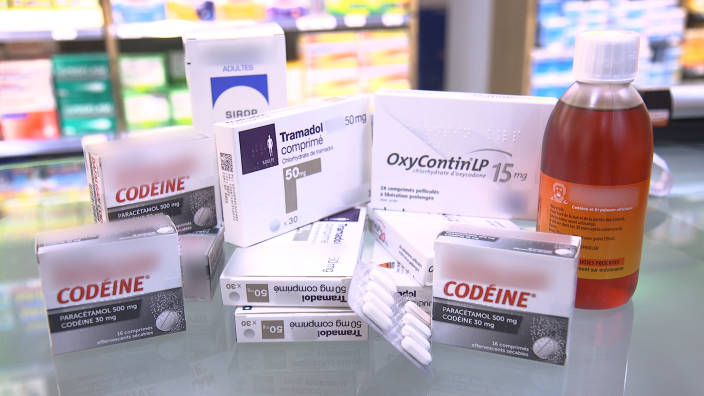 Médicaments opioïdes : vers une crise sanitaire