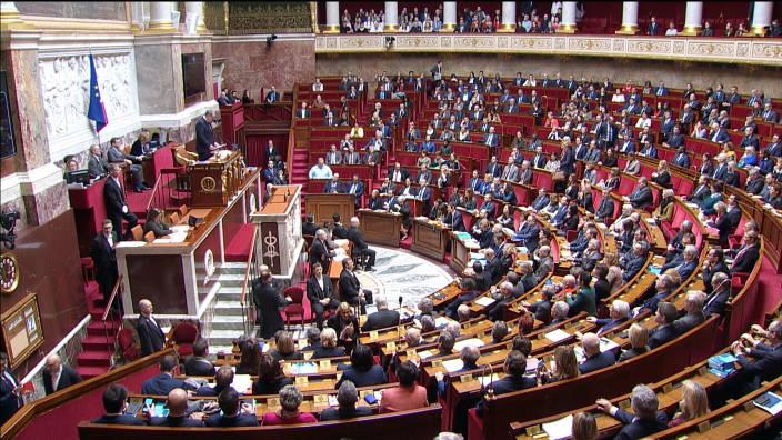 Questions au Gouvernement du mardi 18 février
