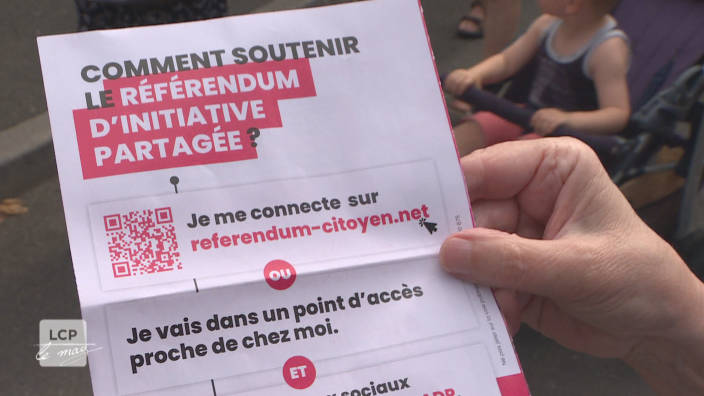 Aéroports de paris : le référendum impossible