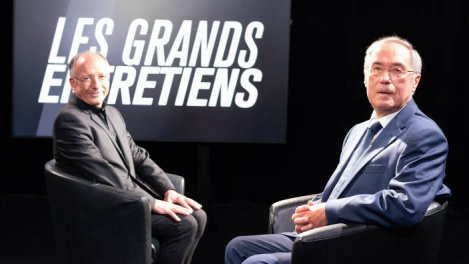 Les grands entretiens d'Yves Thréard