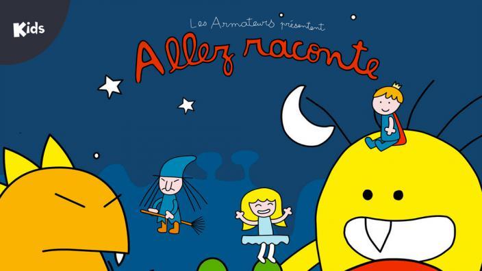 Image du programme Allez Raconte !