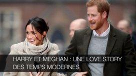 image du programme Harry et Meghan :une love story des temps modernes