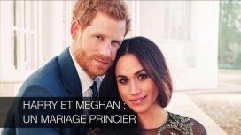 image du programme Harry et Meghan : un mariage princier
