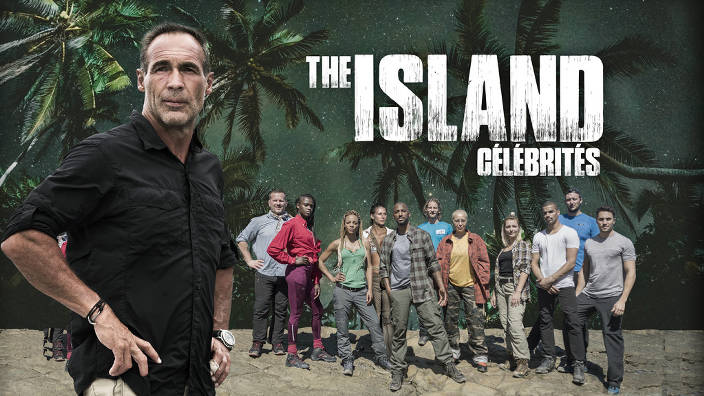 Les secrets de l'île - épisode 6 / célébrités
