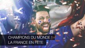 image du programme Champions du monde ! La France en fête