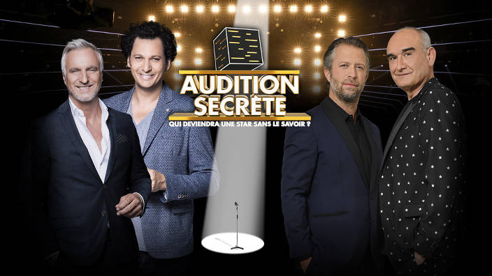 Image du programme Audition secrète
