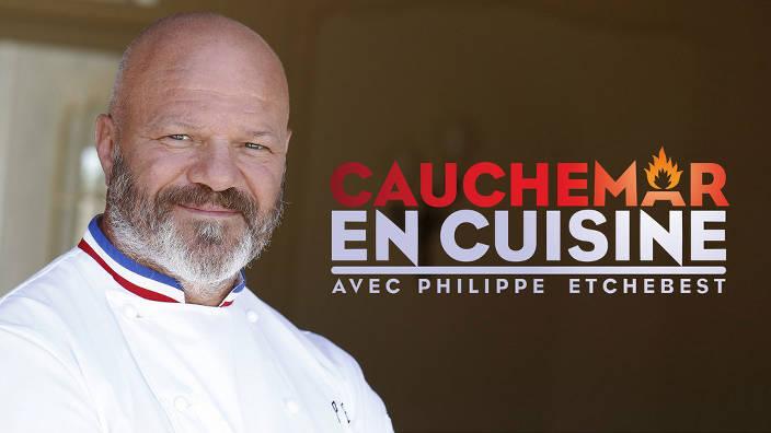 Image du programme Cauchemar en cuisine avec Philippe Etchebest