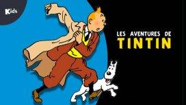image du programme Les aventures de Tintin