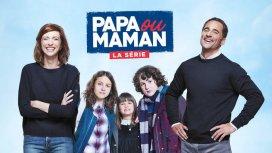 image du programme Papa ou maman - La série