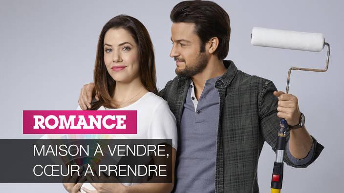 Replay 6play I M6 Maison à Vendre Cœur à Prendre Romance
